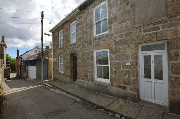 2 Bedrooms Terraced House for sale in Stanford Terrace, Penzance, Cornwall