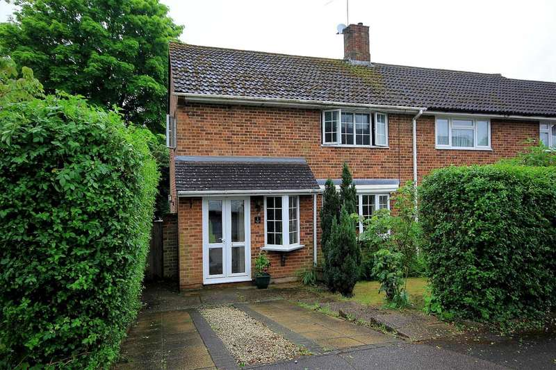 3 Bedrooms House for sale in 3 BEDROOM END OF TERRACE WITH CORNER PLOT SOUTHERLY FACING GARDEN IN Honeycross Road, Chaulden, HP1