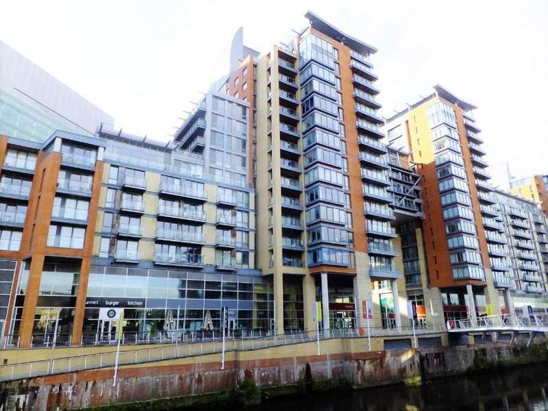 1 Bedroom Apartment Flat for sale in 6 Leftbank, Spinningfields, Manchester, M3 3AG