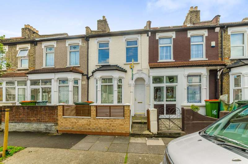 2 Bedrooms Terraced House for sale in Olive Road, Plaistow, E13