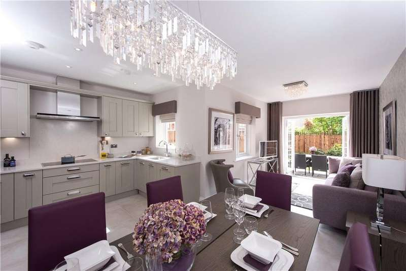 4 Bedrooms Residential Development Commercial for sale in Cedar Road, Cobham, Surrey, KT11