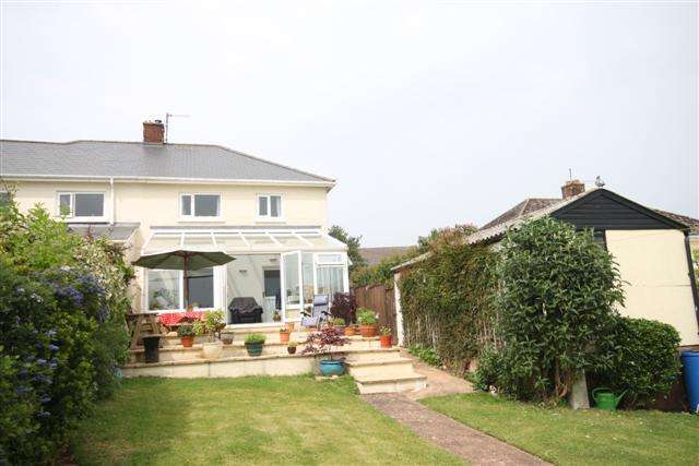 3 Bedrooms Semi Detached House for sale in Bradninch EX5