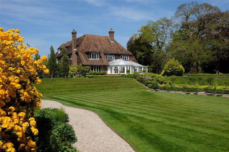 6 Bedrooms Detached House for sale in Grange Road, St. Michaels, Tenterden, Kent, TN30