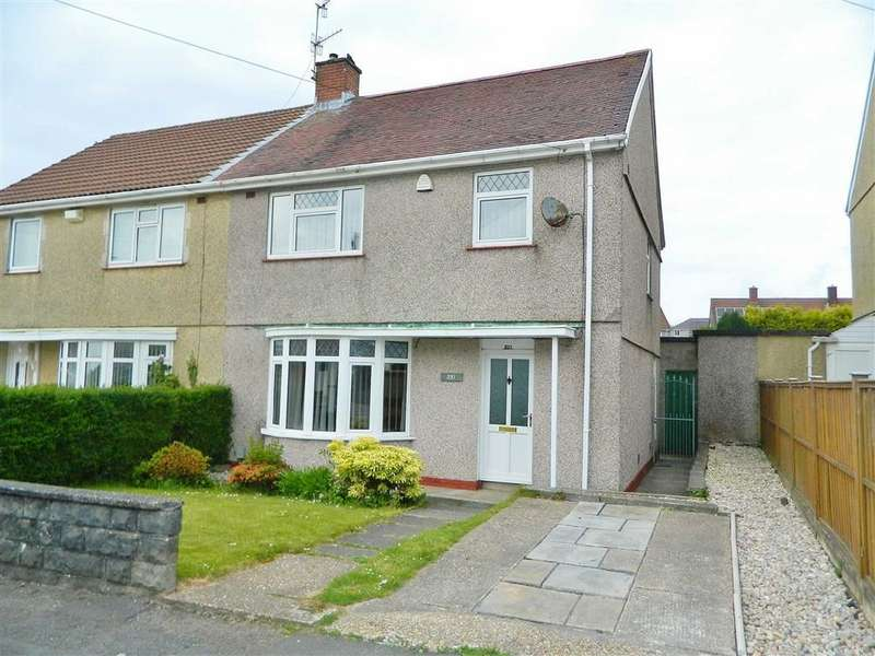 3 Bedrooms Property for sale in Penderry Road, Penlan