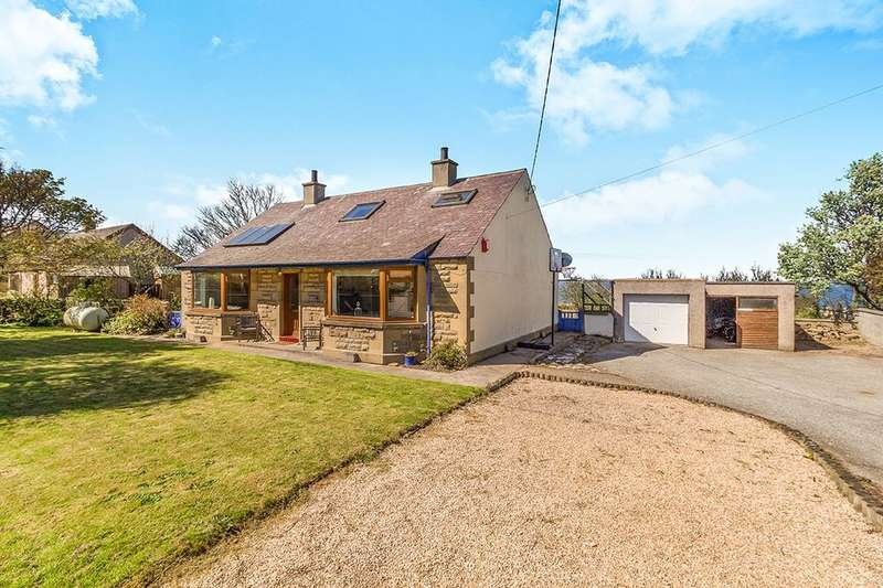 5 Bedrooms Detached House for sale in Eshaness Main Street, Cummingston,Burghead, Elgin, IV30