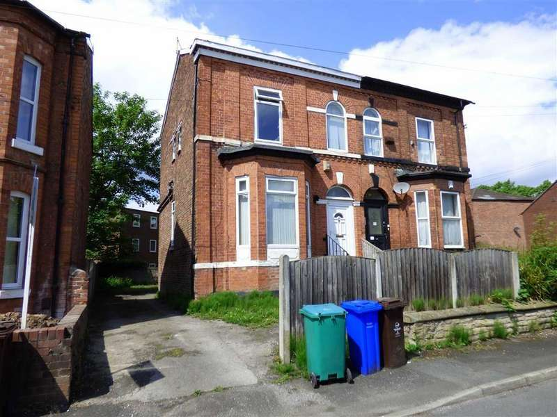 4 Bedrooms Semi Detached House for sale in Nuneham Avenue, Withington, Manchester, M20