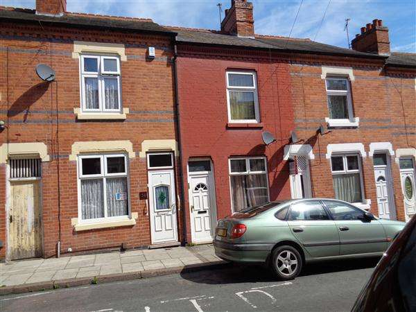 3 Bedrooms Terraced House for sale in Abney Street