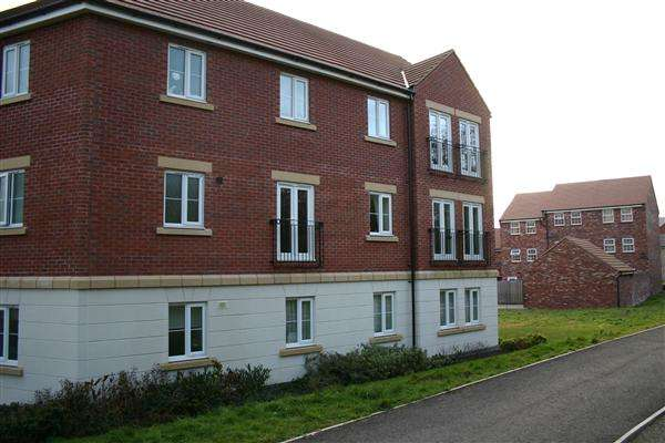 2 Bedrooms Apartment Flat for sale in Dovedale, Swindon