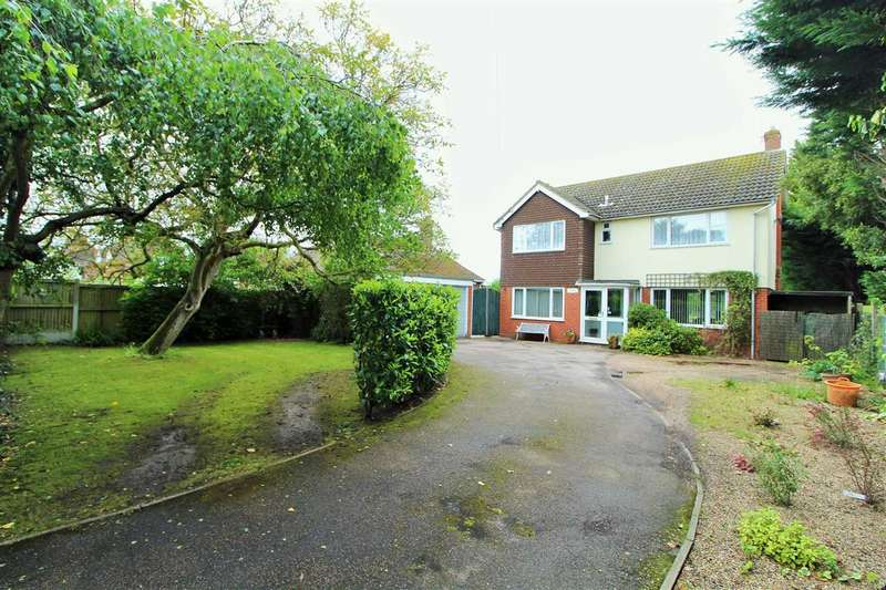 4 Bedrooms Detached House for sale in Juniper, Church Road, Thorrington, Colchester