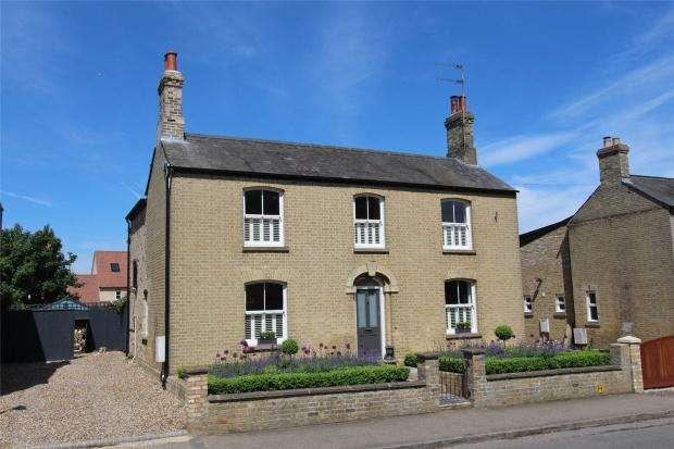 4 Bedrooms Detached House for sale in Long Furlong, Over, Cambridge