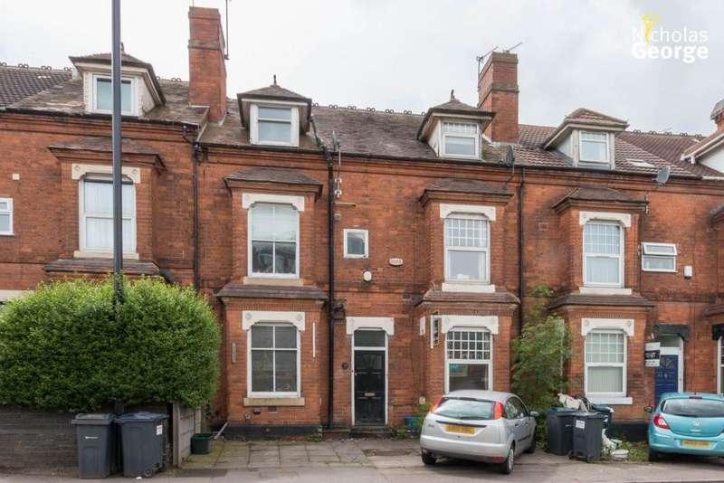 4 Bedrooms House for rent in Harborne Park Road, Harborne, B17 0DE