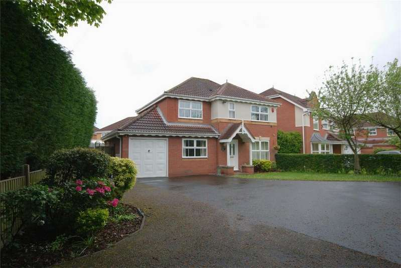 4 Bedrooms Detached House for sale in Bishops Meadow, Four Oaks, SUTTON COLDFIELD, West Midlands