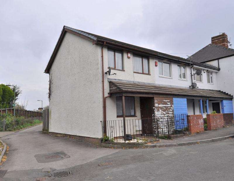 2 Bedrooms End Of Terrace House for sale in 1a Chamberlain Row, Dinas Powys, The Vale Of Glamorgan. CF64 4PJ