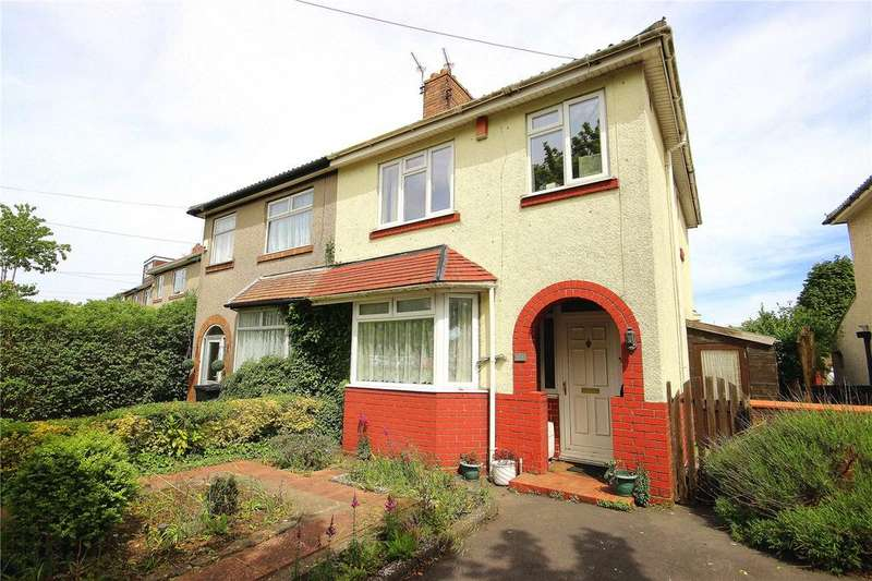 4 Bedrooms Semi Detached House for rent in Monks Park Avenue, Filton Park, Bristol, BS7