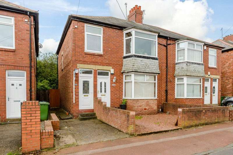 3 Bedrooms Apartment Flat for sale in Sackville Road, Heaton, Newcastle Upon Tyne, Tyne Wear