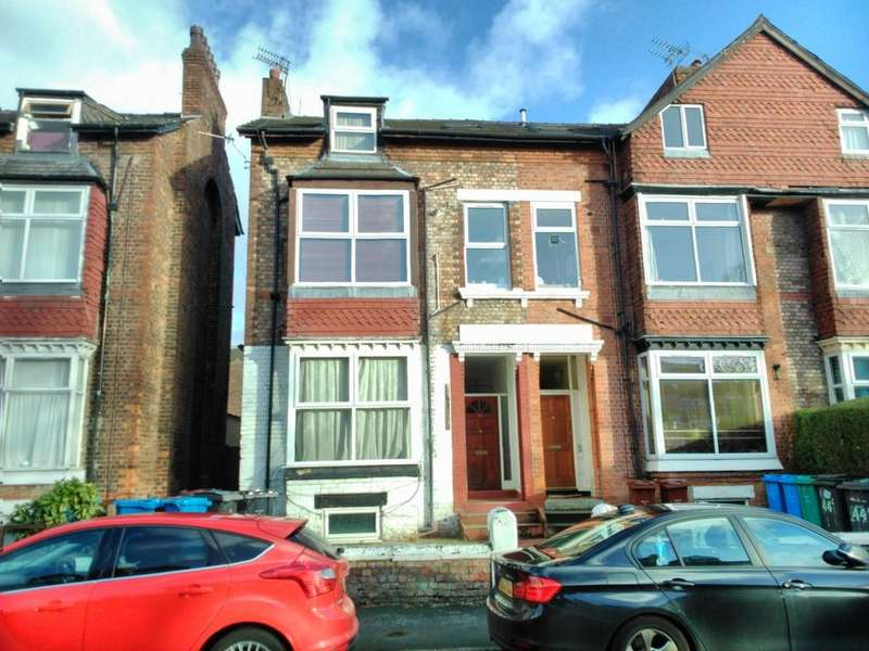 1 Bedroom Apartment Flat for rent in Keppel Road, Chorlton