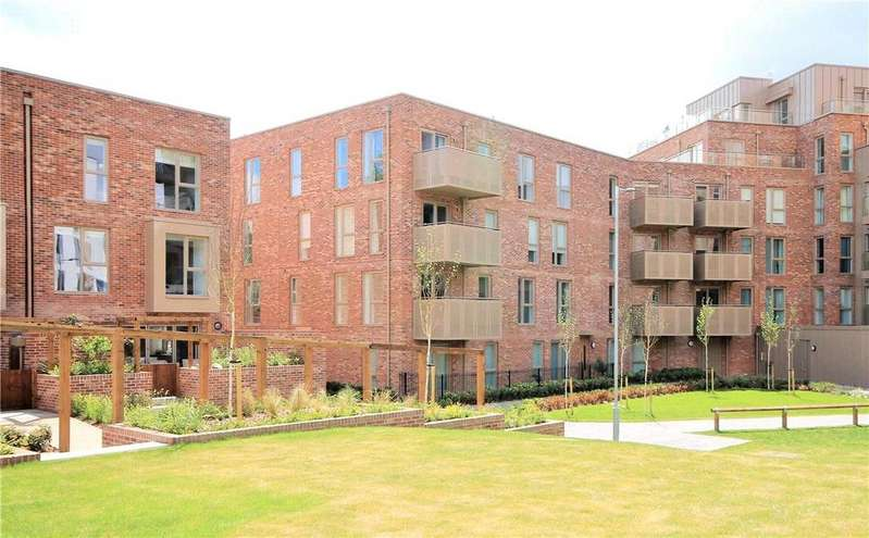 2 Bedrooms Apartment Flat for sale in Magna, Scholars Court, Cambridge, CB2