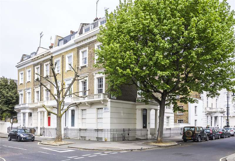 7 Bedrooms Semi Detached House for sale in Gloucester Street, London, SW1V