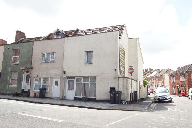 1 Bedroom Apartment Flat for rent in Church Road, St George, Bristol, BS5 8AD