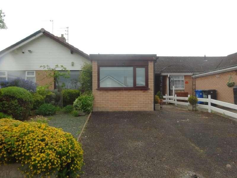 3 Bedrooms Semi Detached Bungalow for sale in Maes Owen, Bodelwyddan