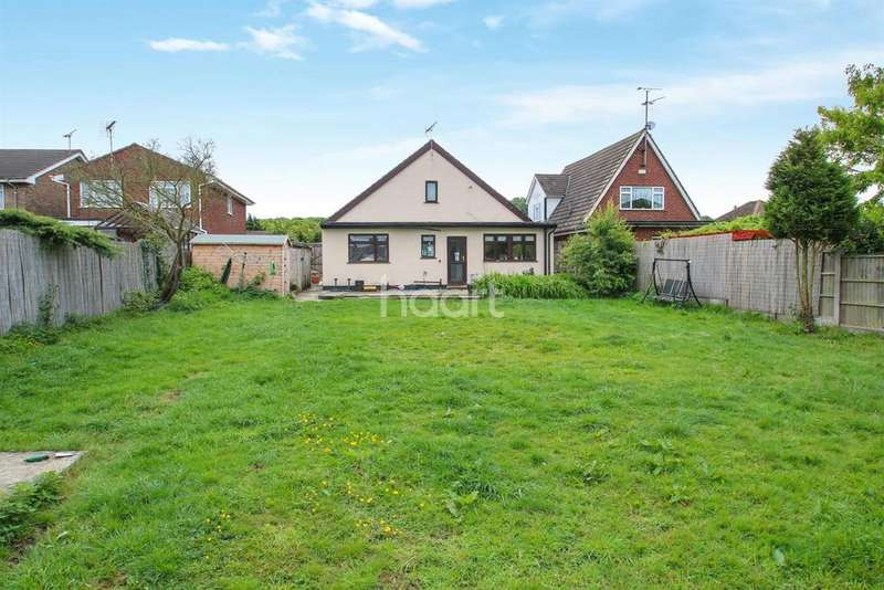 5 Bedrooms Detached House for sale in Kents Hill Road North, Benfleet