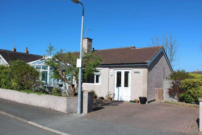 3 Bedrooms Bungalow for sale in Bryn Erw Road, Holyhead