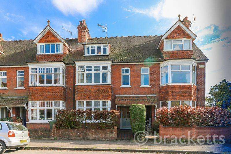 5 Bedrooms Terraced House for sale in Southfield Road, Tunbridge Wells