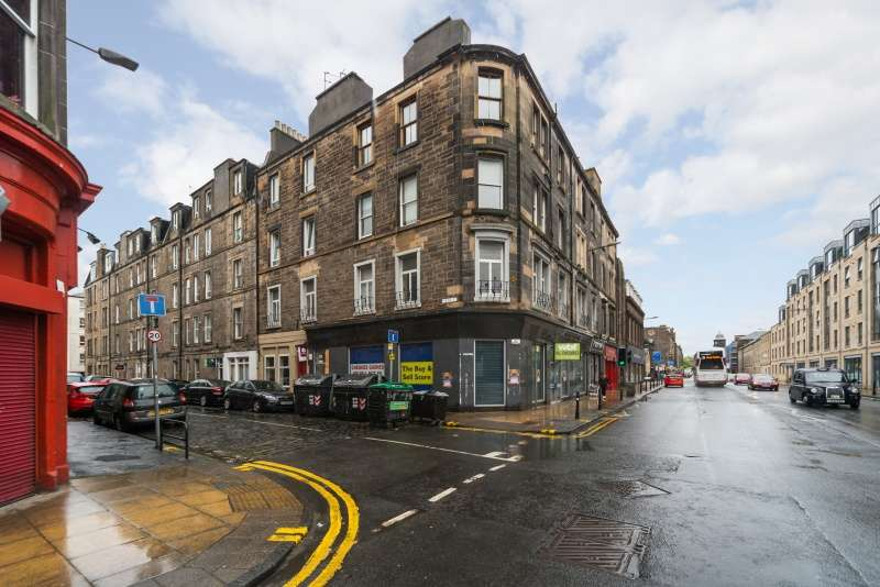 1 Bedroom Flat for sale in Pirrie Street, Leith, Edinburgh, EH6 5HY