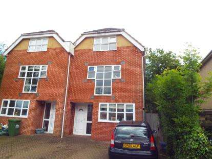 4 Bedrooms Semi Detached House for sale in Highfield, Southampton, Hampshire