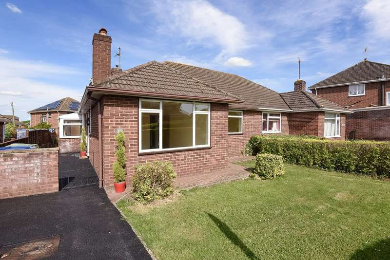 2 Bedrooms Semi Detached Bungalow for sale in Brockworth