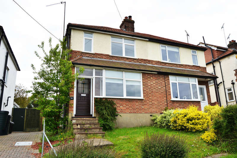 2 Bedrooms Semi Detached House for sale in Challis Lane, Braintree