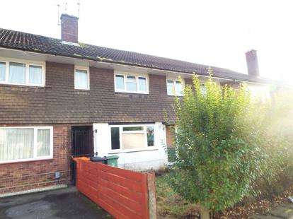 3 Bedrooms Terraced House for sale in Morcom Road, Dunstable, Bedfordshire