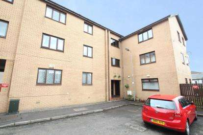 3 Bedrooms Flat for sale in Rose Street, Kirkintilloch, Glasgow, East Dunbartonshire