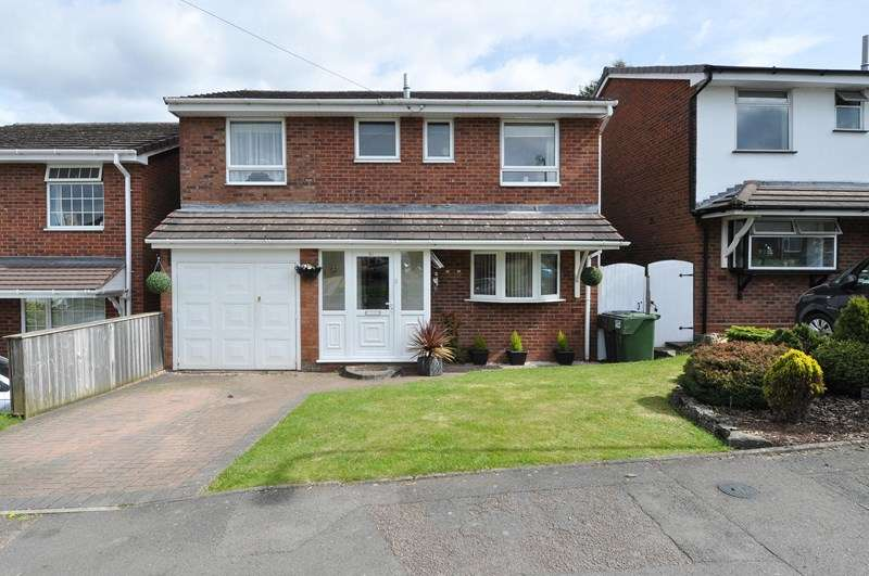 4 Bedrooms Detached House for sale in Deansway, Bromsgrove