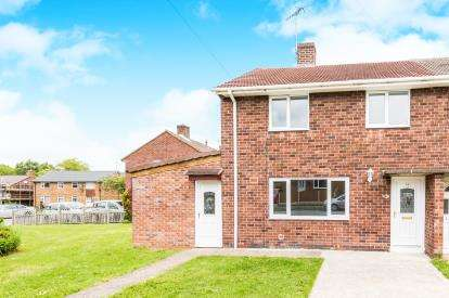 3 Bedrooms Semi Detached House for sale in Neale Bank, Brimington, Chesterfield, Derbyshire
