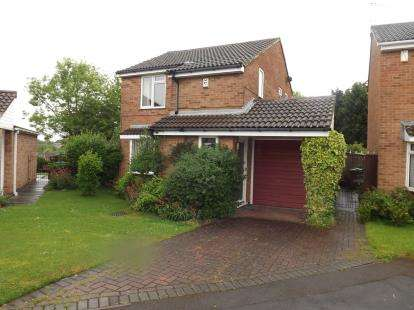 3 Bedrooms Detached House for sale in Primula Close, Barton Green, Nottingham