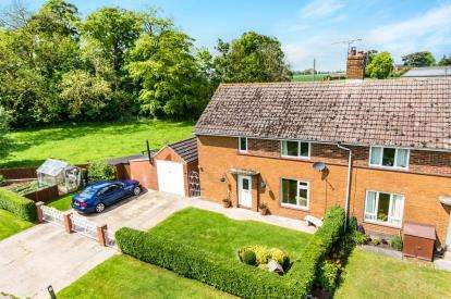 3 Bedrooms Semi Detached House for sale in Woodland View, Thornton, Horncastle