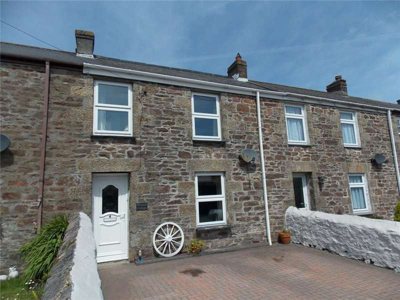 3 Bedrooms Terraced House for sale in Post Office Terrace, Carnkie, Redruth