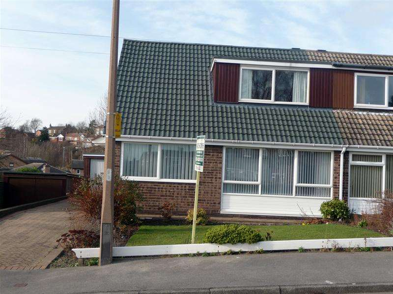 3 Bedrooms Semi Detached House for sale in 37 Moat Hill