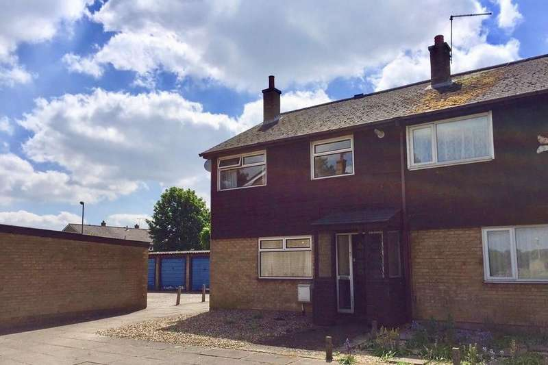 3 Bedrooms End Of Terrace House for sale in Pembroke Close, Mildenhall