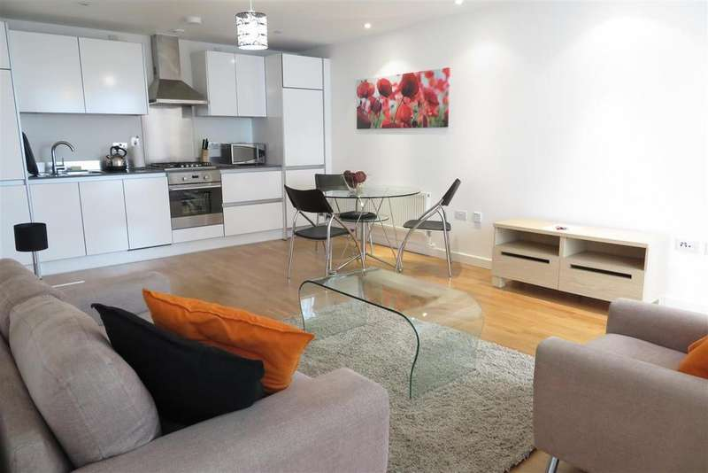1 Bedroom Apartment Flat for sale in Chatham Place, Reading
