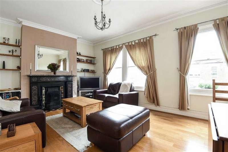 3 Bedrooms Maisonette Flat for sale in Saltram Crescent, Maida Hill, W9