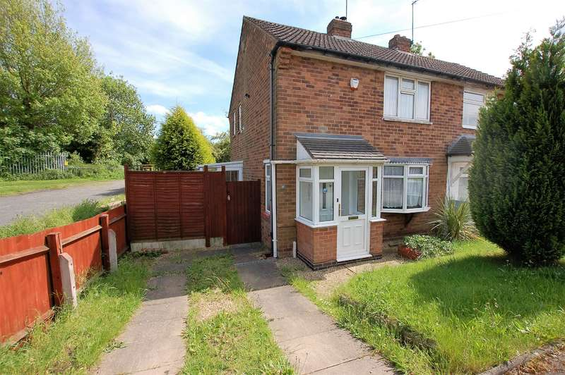 2 Bedrooms Semi Detached House for sale in Nanaimo Way, Kingswinford, DY6 8TY