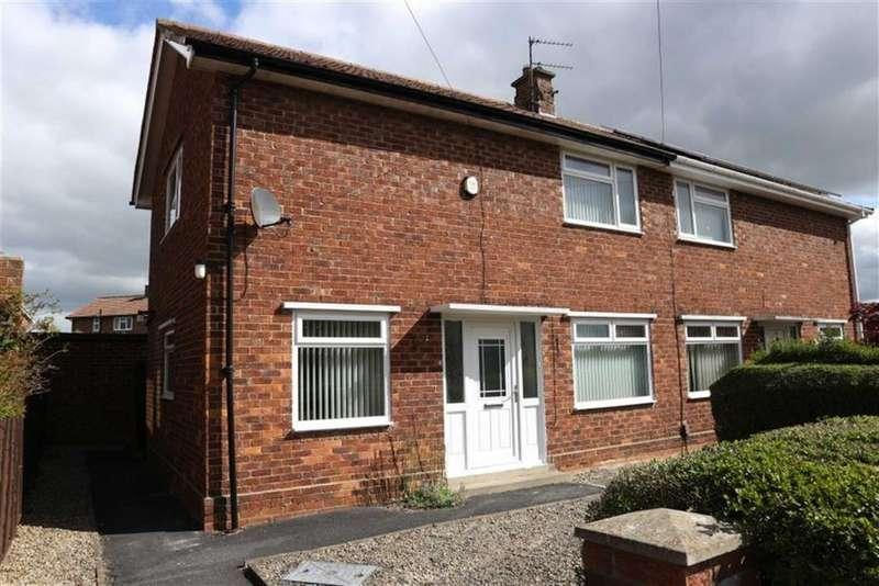 3 Bedrooms Semi Detached House for sale in Finchale Crescent, Darlington