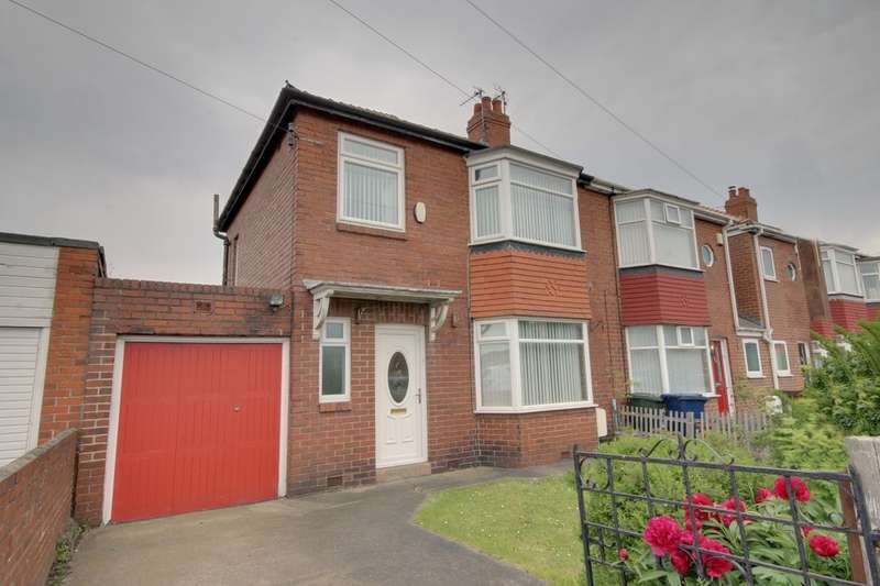 3 Bedrooms Semi Detached House for sale in Mill Hill Road, East Denton, Newcastle Upon Tyne, NE5