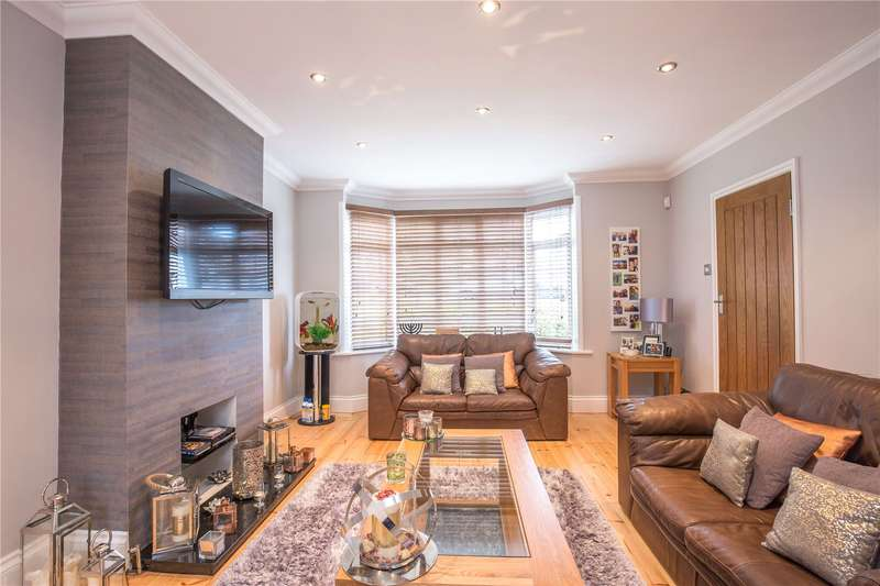 3 Bedrooms Semi Detached House for sale in Woodcote Avenue, Mill Hill, London, NW7