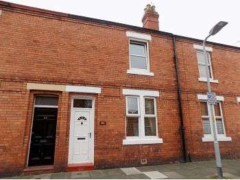 2 Bedrooms Terraced House for sale in Sybil Street, Carlisle, CA1 2DS