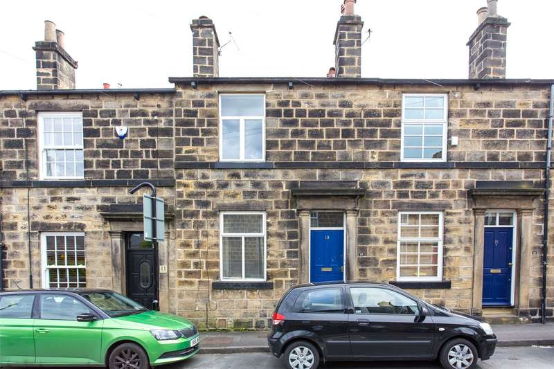 2 Bedrooms Terraced House for sale in Chapel Street, Headingley, Leeds, West Yorkshire, LS6