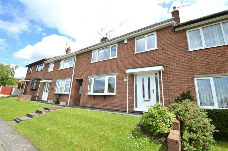 3 Bedrooms Terraced House for sale in Autumn Drive, Lower Gornal, DUDLEY, West Midlands
