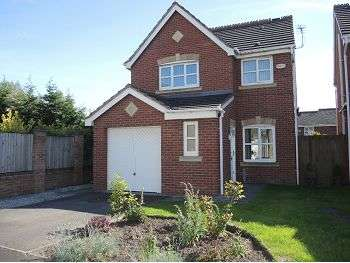 3 Bedrooms Detached House for sale in Cadet Way, West Derby, Liverpool